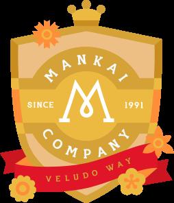 MANKAI COMPANY since1991 VELUDO WAY